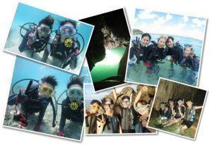 宮古島の鍾乳洞ツアー