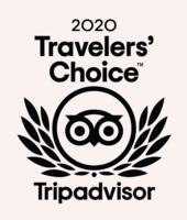 2020年トリップアドバイザートラベラーズチョイス