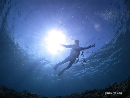 体験ダイビングで最高の思い出作りを!