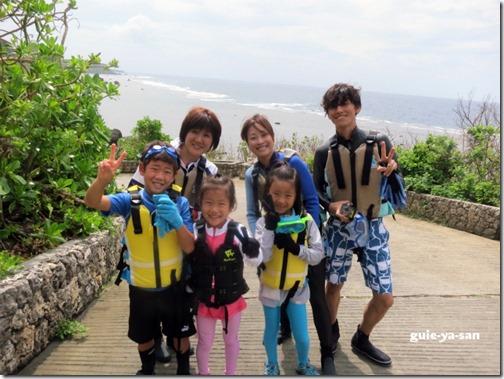宮古島家族旅行