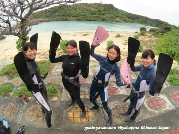 女子会で宮古島旅行